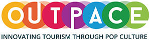 Pop Culture Tourism Logo